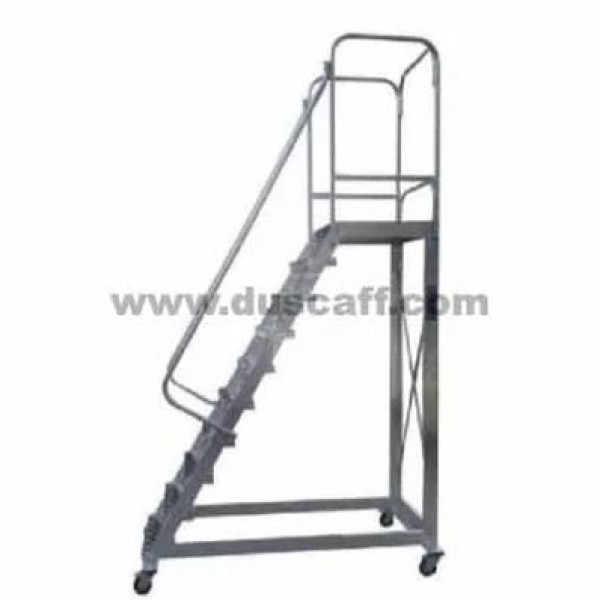 Aluminium Rolling Staircase Ladder