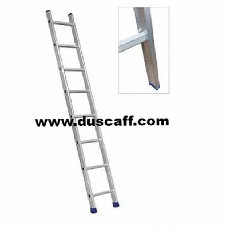 Aluminium Straight Ladder | 5.0 meters | 18 Steps
