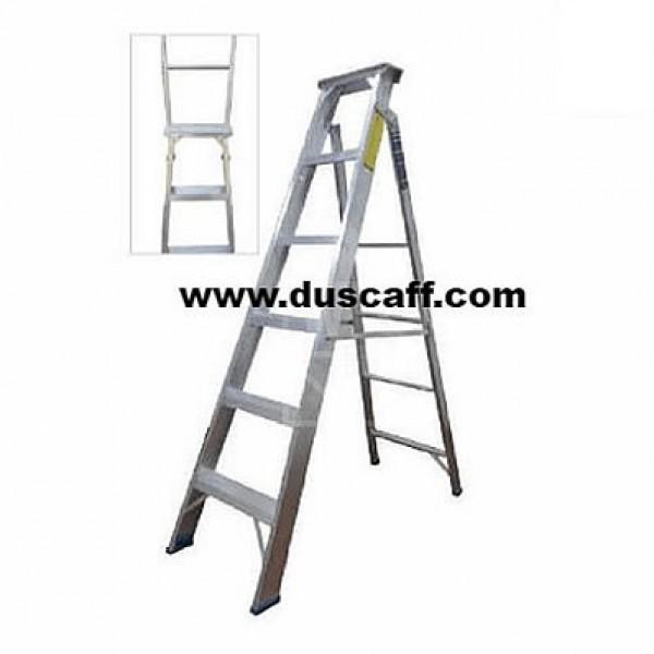 Dual Purpose Aluminium Ladder | 1.2 meters | 4 Steps