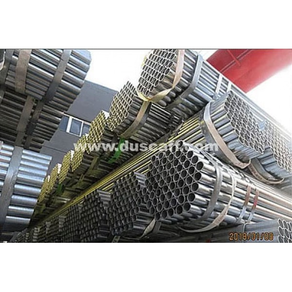 Galvanized Scaffold Tube l 3.20 mm thick l 2 meters long l EN 10219