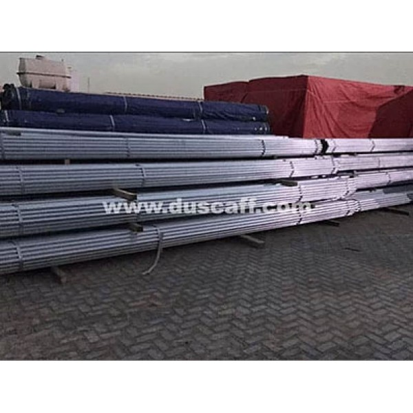 Galvanized Scaffold Tube | 3.20 mm thick | 0.5 meters long | EN 10219