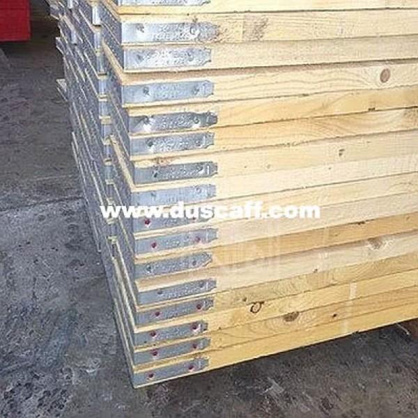 1.0m | BS2482:2009 Scaffolding Wooden Board | 38 mm x 225 mm