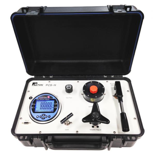 PCS-H Portable Hydraulic Pressure Calibrator
