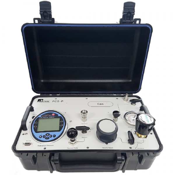 PCS-P Portable Pneumatic Pressure Calibrator
