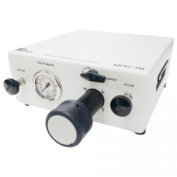 MPC-70 Manual Precision Gas Pressure Controller