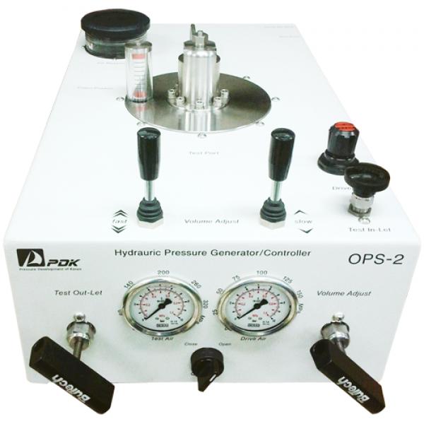 OPS-2 Hydraulic Manual Pressure