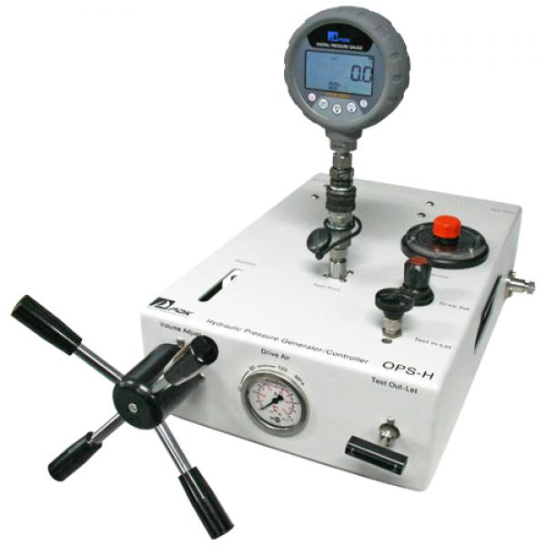 OPS-H Hydraulic Manual Pressure