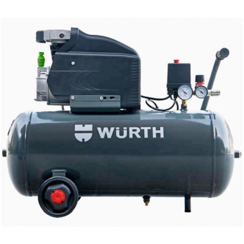 AIR COMPRESSOR - LUBRICATED DIRECT DRIVEN