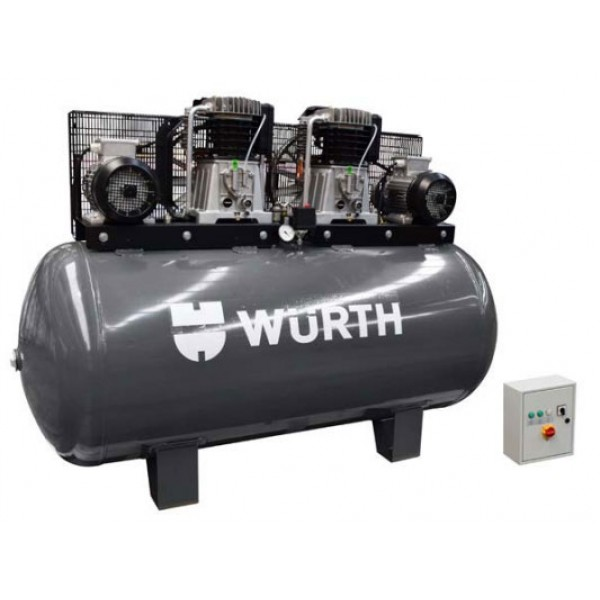 CYLINDER AIR COMPRESSORS - DOUBLE HEAD