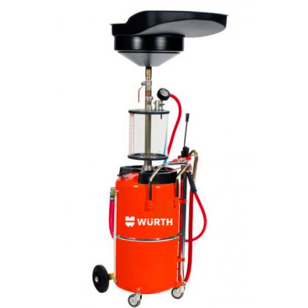 OIL VACUUM SUCTION UNIT 90 L