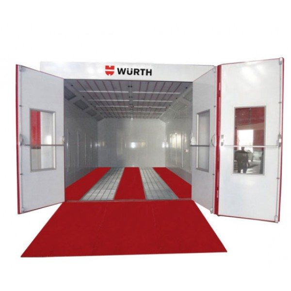 WURTH PROFESSIONAL PAINTING BOOTH