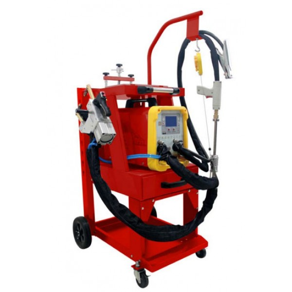 SPOT WELDING & COLLISION REPAIR MACHINE