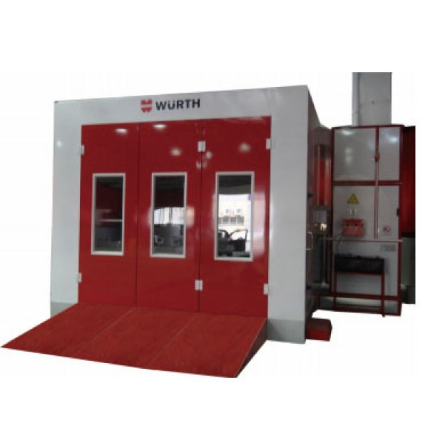 WURTH PROFESSIONAL WATER PAINTING BOOTH