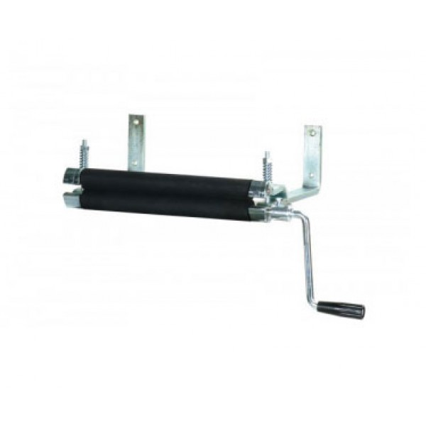 LEATHER SQUEEZER ROLLERS WALL MOUNTED