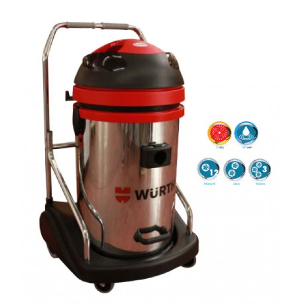 WET & DRY VACUUM CLEANER - Art.No. 1900 400375