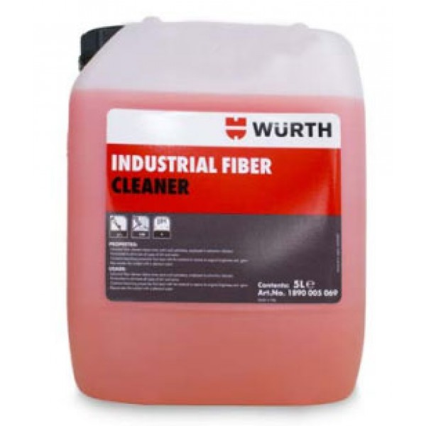 INDUSTRIAL FIBER CLEANER - 5LTR