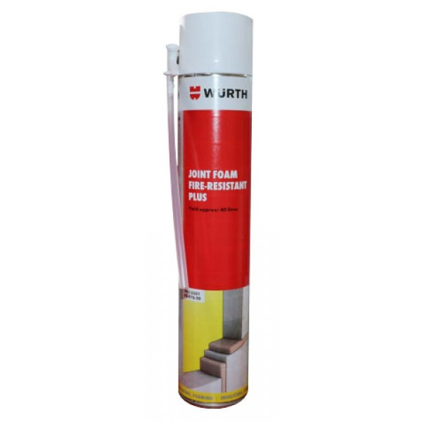 JOINT FOAM FIRE-RESISTANT PLUS - 750 ML