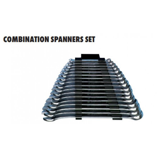COMBINATION SPANNERS SET