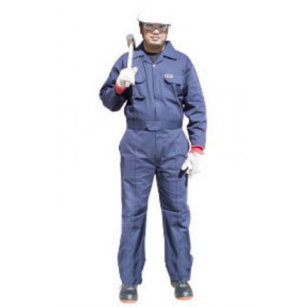 100% PREMIUM COTTON COVERALL 280 GSM