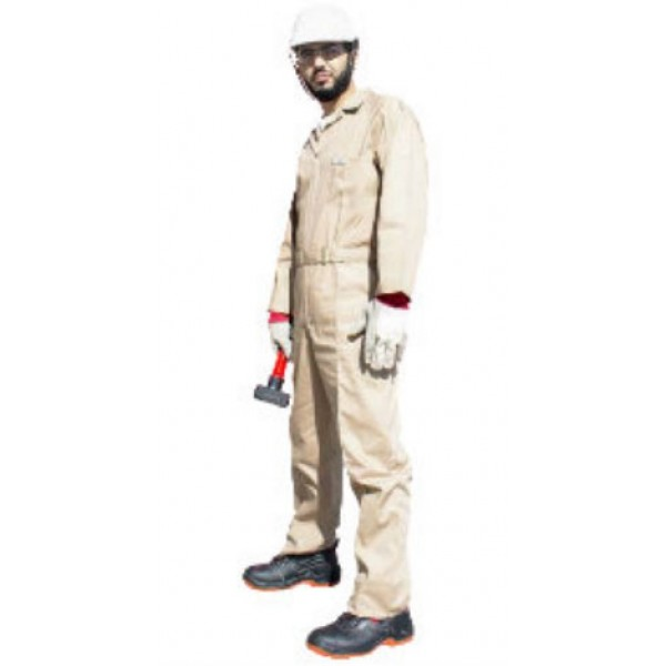 65/35% POLY COTTON COVERALL 155GSM