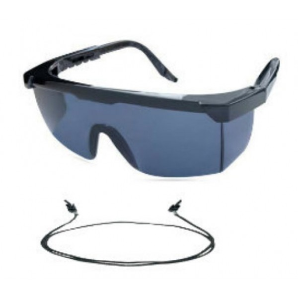 FULL PROTECTION GOGGLES DARK