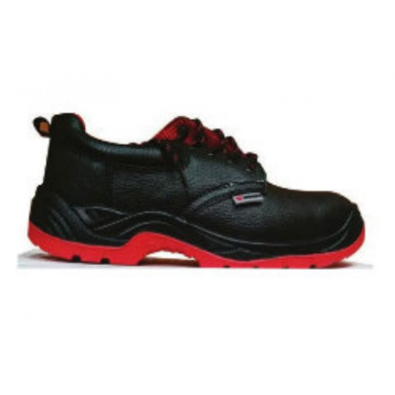 SAFETY SHOE BLACK LOW ANKLE